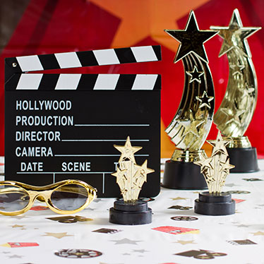 Hollywood Party Supplies Amp Fancy Dress Party Delights