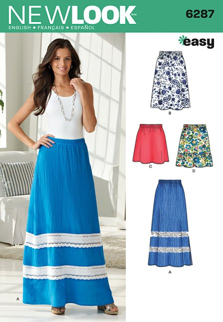 The Beginners Guide Easy Skirt Patterns