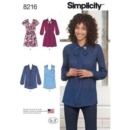 Simplicity 8216