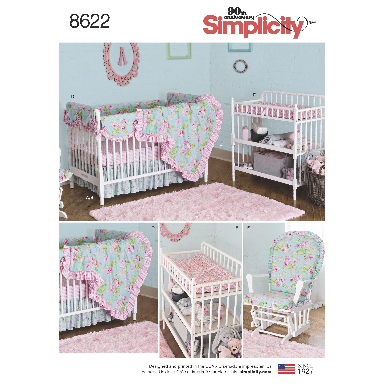 Simplicity Nursery Decor