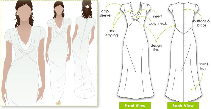 StyleArc Pippa's Dress