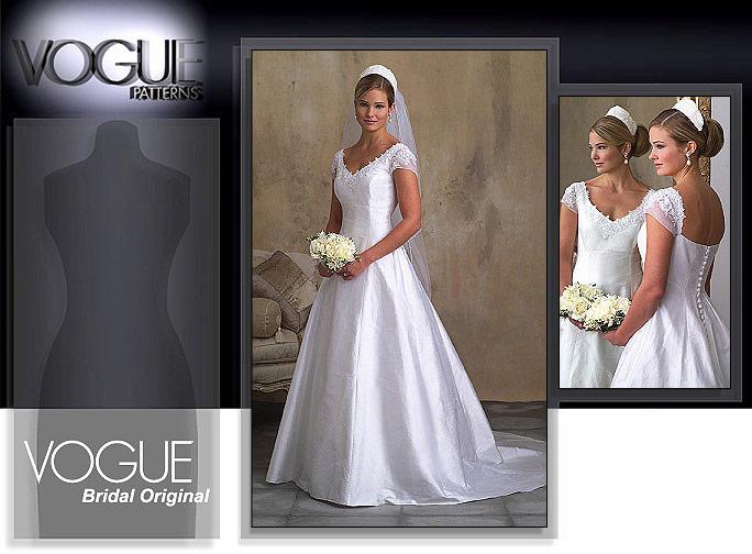 Vogue Patterns 2788 MISSES'/MISSES' PETITE DRESS Sewing