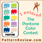 2013 Spring Pantone Contest