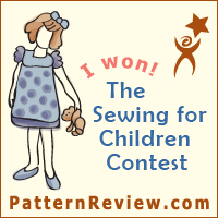 2014 Sewing for Children Contest