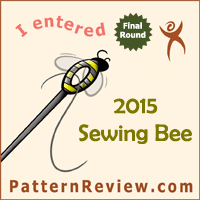 Sewing Bee 2015 - Round 4