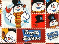 Frosty collage