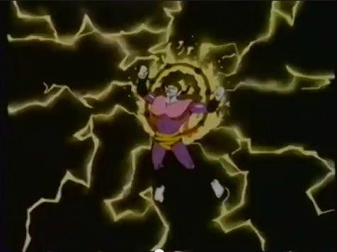 Lightning Satan