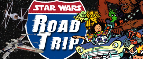 Star Wars Roadtrips