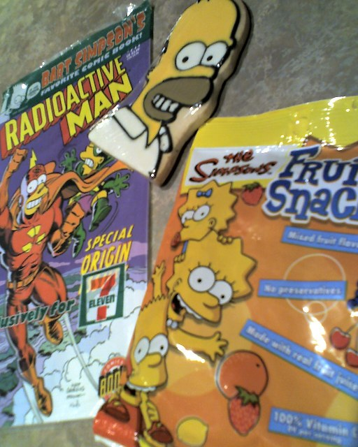 Simpsons Stuff