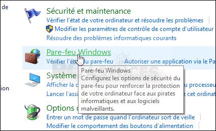4490 3 - Empêcher un logiciel d'accéder à Internet - Windows toutes versions