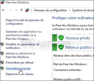 4490 4 - Empêcher un logiciel d'accéder à Internet - Windows toutes versions