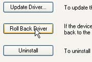 Driver Roll Back; click for an enlarged image.