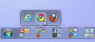 Organize Your Windows 7 Taskbar Icons Into Bins | PCWorld