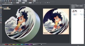Xara Photo & Graphic Designer 2013 Delivers Many Graphics ...