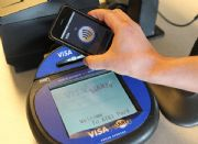 NFC payment in action