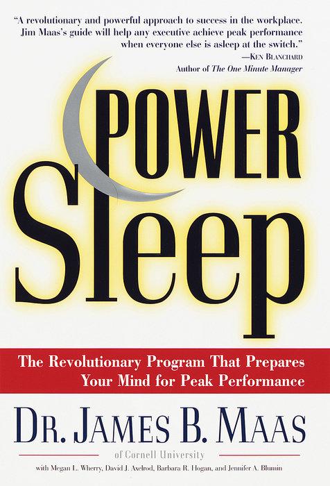 power sleep random house books