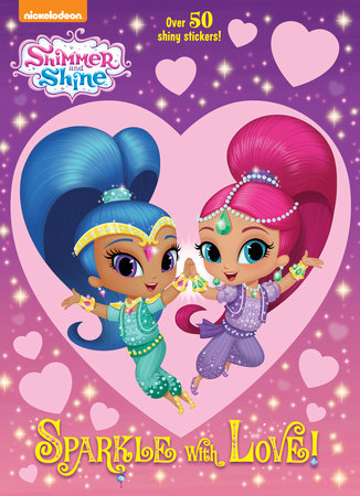 Inspired By Savannah New Shimmer And Shine Coloring And