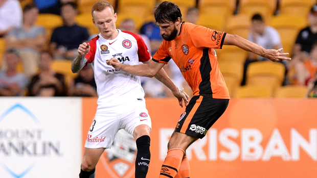 Jack Clisby has enjoyed a superb debut season with Western Sydney Wanderers.