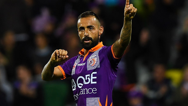 Diego Castro has set aside talk of extending his stay in Perth as he prepares for his milestone 50th game in the Hyundai A-League.