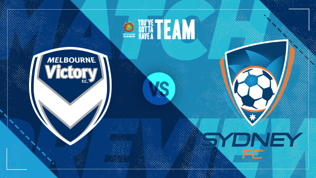 Melbourne Victory host Sydney FC at Etihad Stadium on Australia Day to kick-off Round 17.