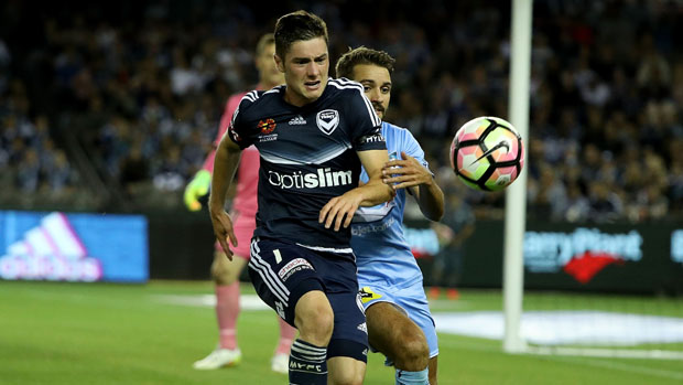 Victory winger Marco Rojas says his side must be clinical in Friday's clash with Sydney FC.