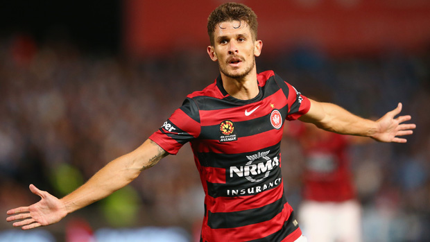 Former Wanderers midfielder Dario Vidosic is now a free agent.
