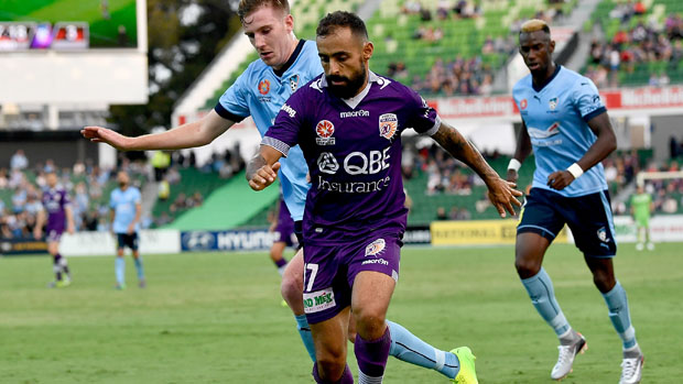 Kenny Lowe is reportedly chasing another player from Spain's La Liga following Glory's success with Diego Castro.