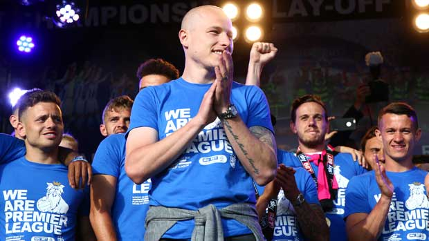 Caltex Socceroo Aaron Mooy is gearing up for his first EPL season with newly-promoted Huddersfield Town.