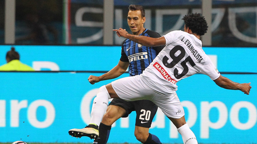 Trent Sainsbury made his debut in the Serie A overnight.
