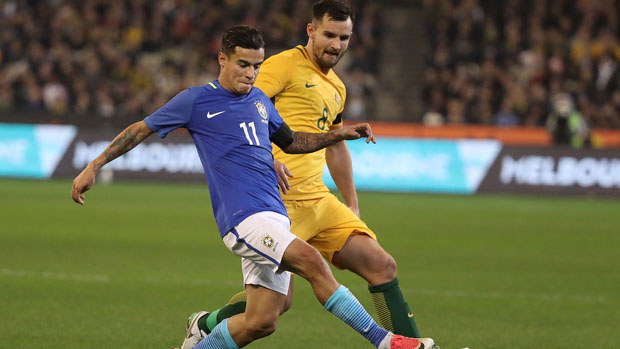 Brazil proved too classy for the Caltex Socceroos at the MCG on Tuesday night.