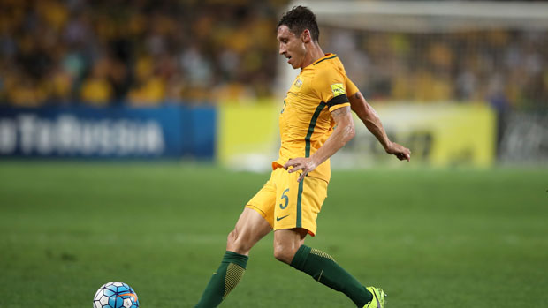 Mark Milligan says Tuesday's clash with Brazil is ideal preparation for the upcoming Confederations Cup.