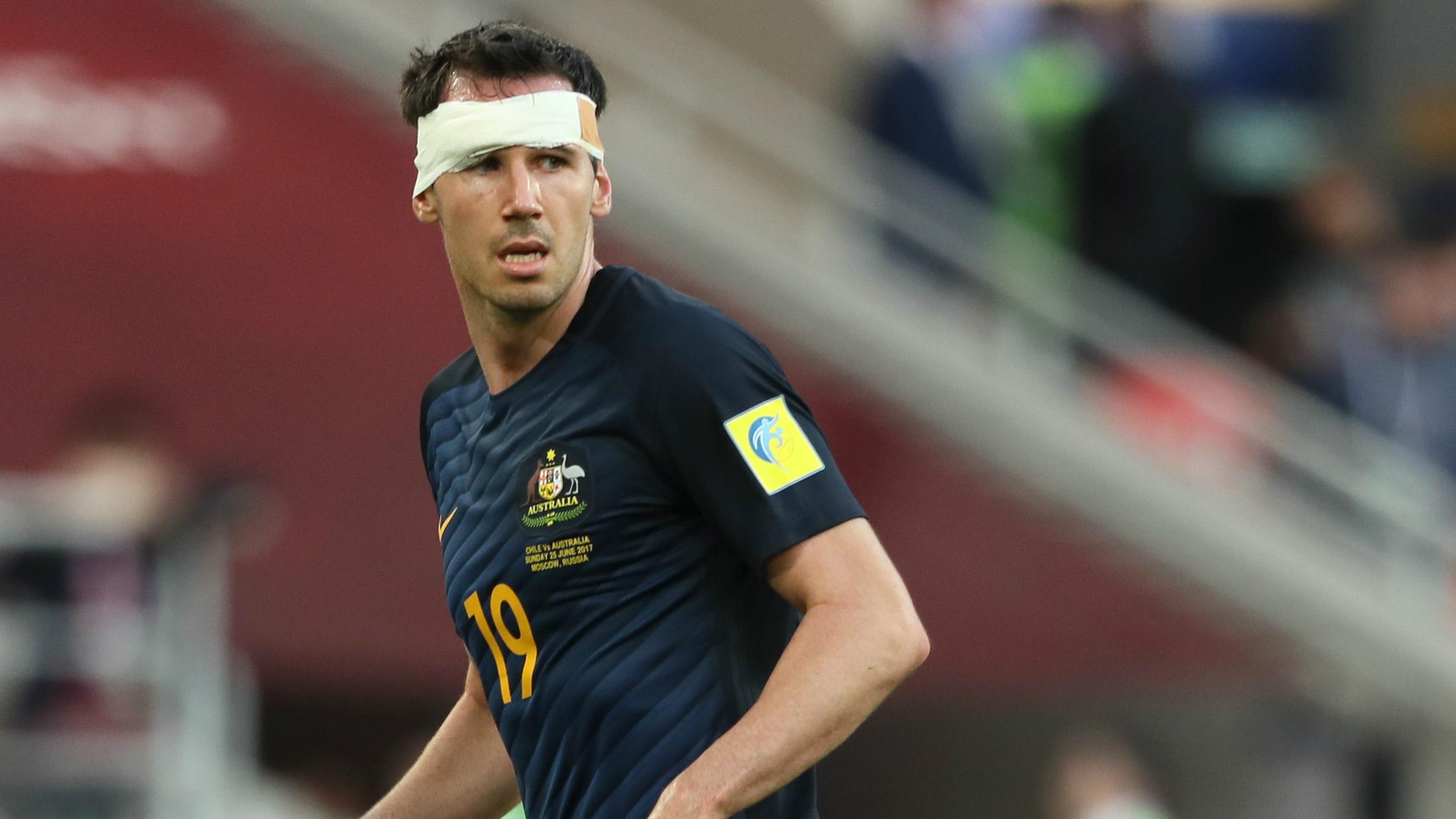 Caltex Socceroos defender Ryan McGowan has signed with UAE club Sharjah FC.
