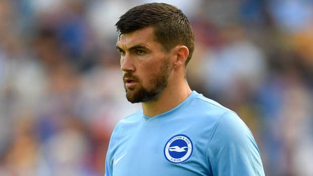 Caltex Socceroos gloveman Mat Ryan's first EPL game for Brighton is set to be against Manchester City this weekend.