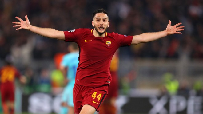 Kostas Manolas AS Rom 10042018
