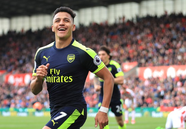 'Alexis must have given Arsenal hope' - Upson believes Man City target could stay put