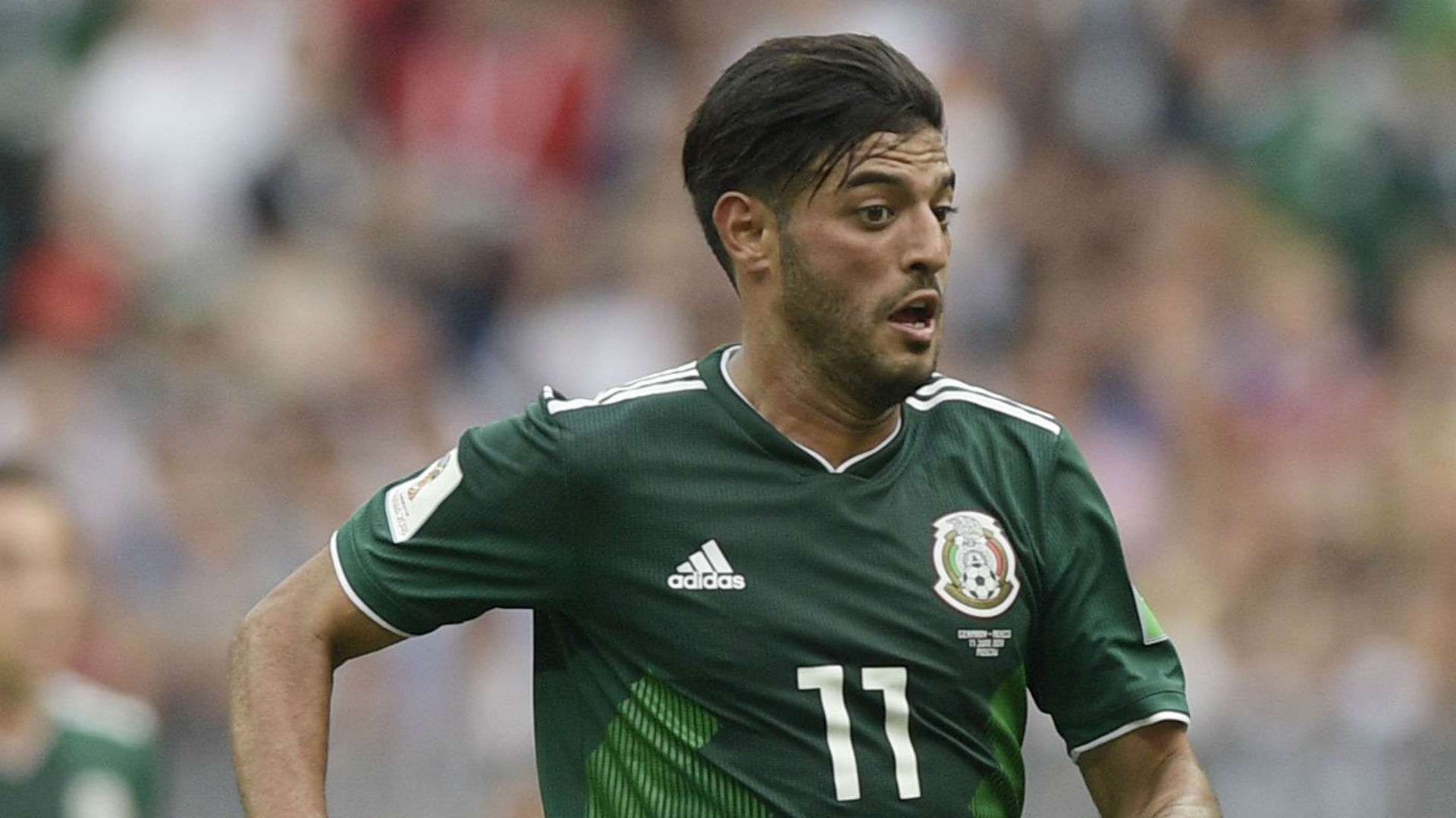 Carlos Vela Mexico World Cup