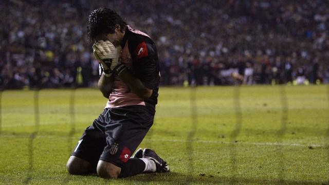 Gianluigi Buffon Juventus AC Milan 2003 Champions League final