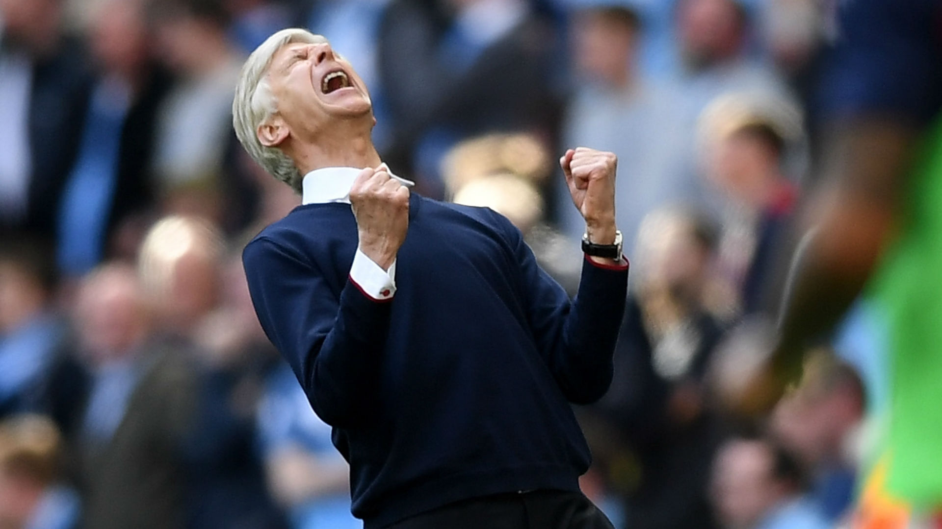 Wenger In? Arsenal fans back on board as FA Cup final spot is secured