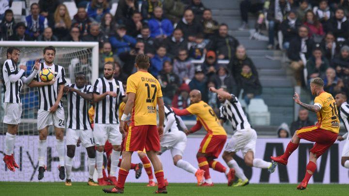 Ciciretti, gol contro la Juventus| Numerosette.eu