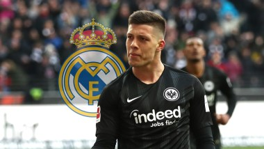 Image result for Eintracht Frankfurt would prefer to sell Jovic to Real Madrid