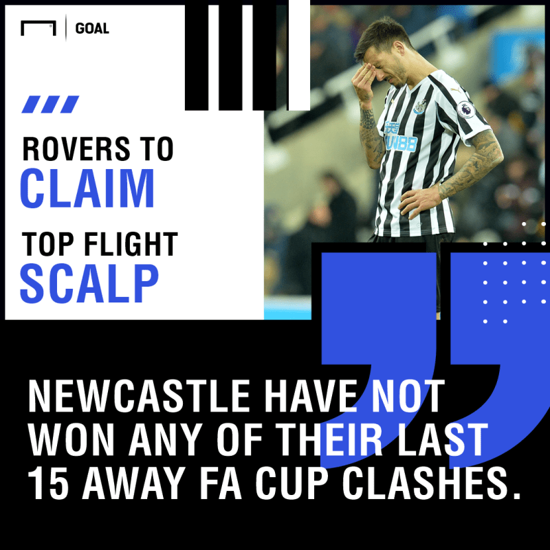 Blackburn Newcastle graphic