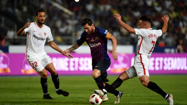 Image result for barcelona sevilla