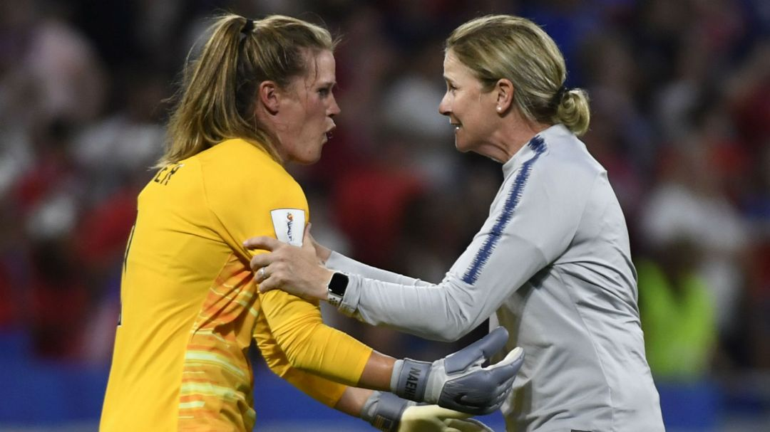 Women's World Cup: A new hero rises! Alyssa Naeher shakes off the critics to earn her place in USWNT lore | Goal.com