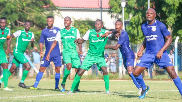 Image result for GOR MAHIA VS BANDARI FC