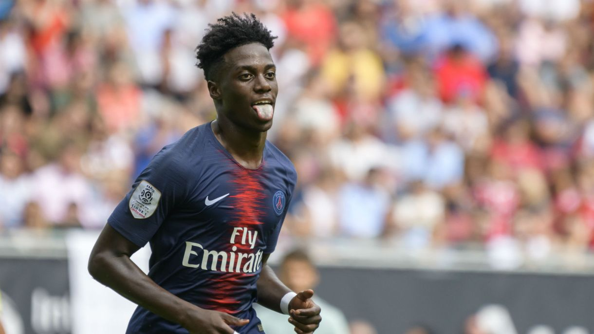 'It has always been a dream' - Weah aiming for PSG stay following Celtic loan 1