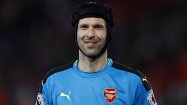 Petr Cech Arsenal Premier League