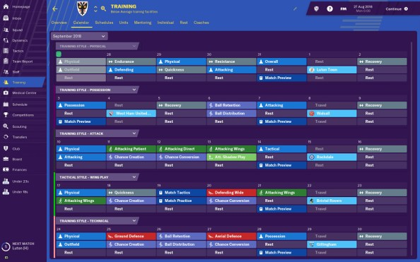 Image result for football manager 2019 tactics