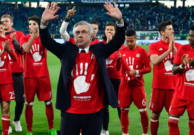 'Serie A gave us an experience which is difficult to find in other countries' – Ancelotti
