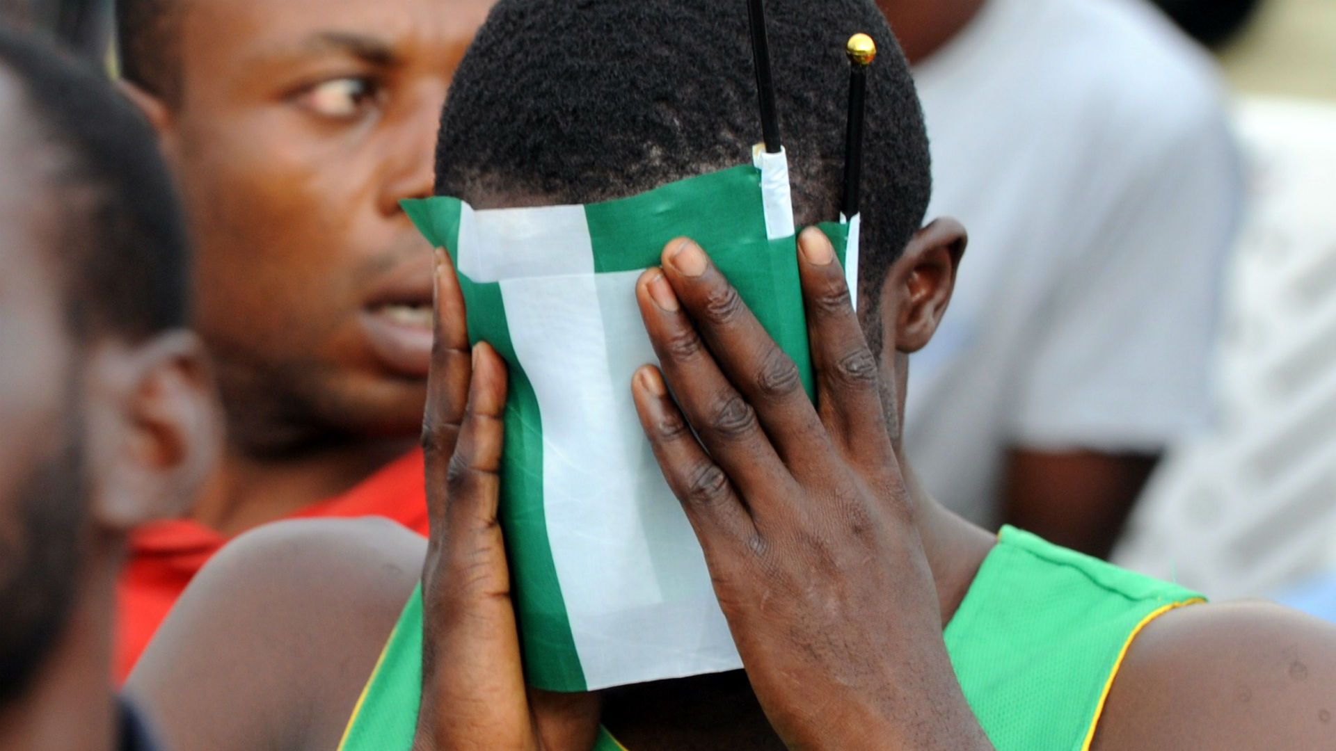 Nigeria football fans electrocuted in viewing centre tragedy