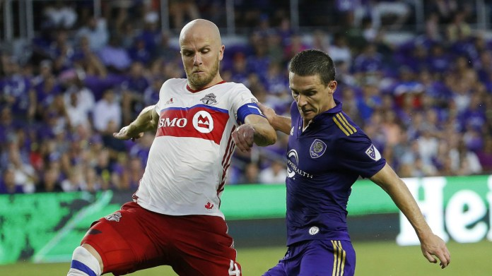 Michael Bradley Will Johnson MLS 07052017